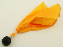 "16"" Penalty Flag with Black Ball End"