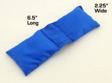 Traditional Style Bean Bag (Blue)