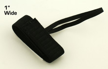 Velcro/Elastic Style Down Indicator (Black)