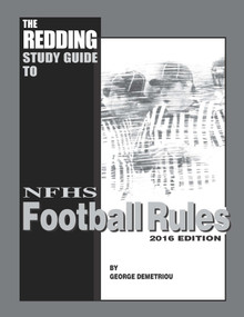 2016 Reddings Study Guide to Football - NFHS Edition