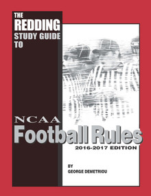 2016-2017 Reddings Study Guide to Football - NCAA Edition