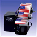"Dispensamatic U-45 Electric Label Dispenser - 3/8"" - 4"""