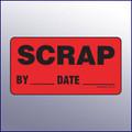 Scrap Label 4 x 2