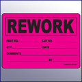 Rework Large Label 4 x 6