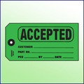 Accepted Tag - Size 5