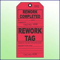 Rework Completed/ Rework Tag
