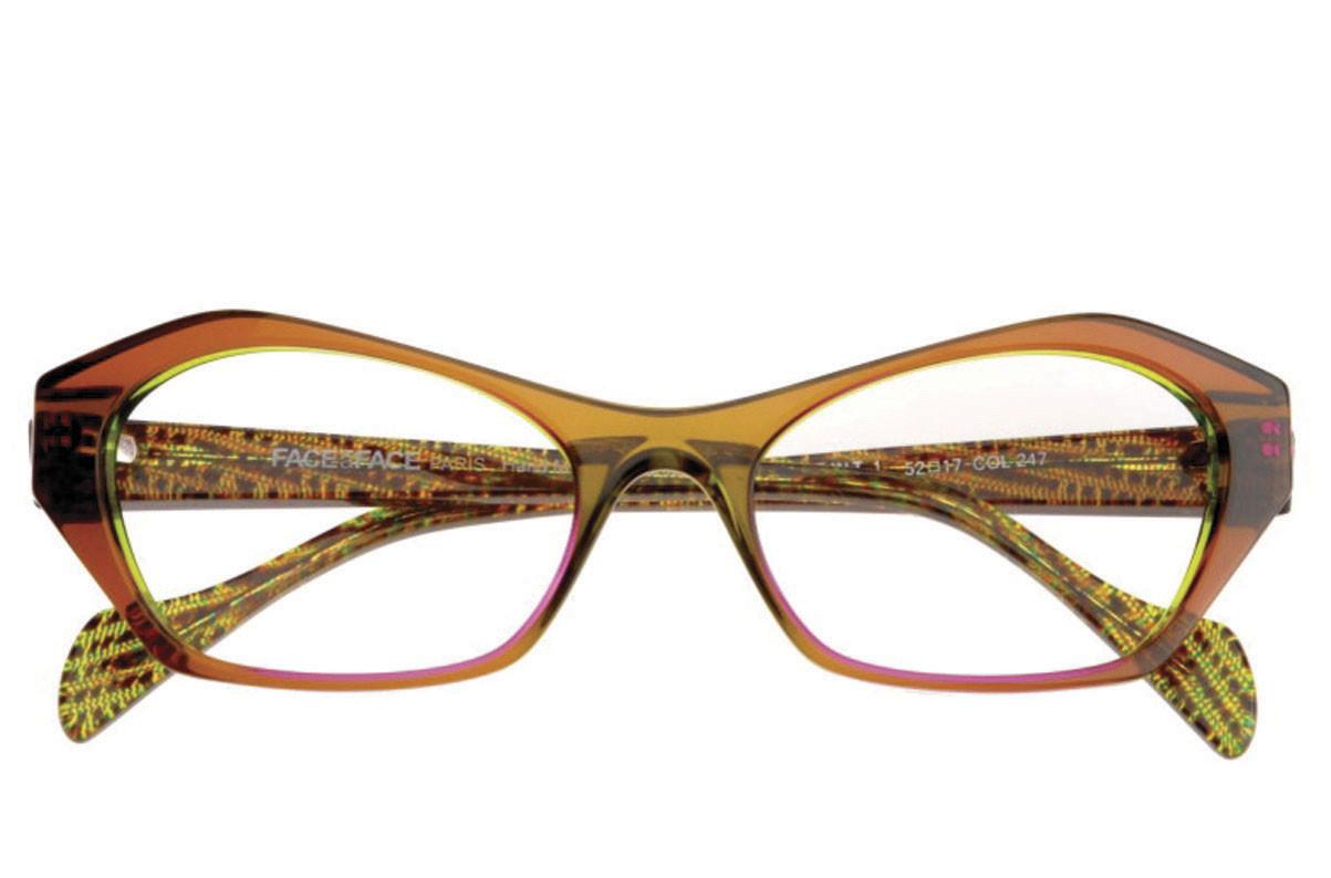 Designer Eyeglass Frames Chicago : PRINT 1 Face a Face Designer Face a Face eyewear ...