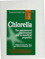 Pure Chlorella: Sun-powered Energy