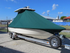 "Birdsall Marine Canvas Covers made custom to fit your boat.   Please call 561-832-7879 Ask for ""Canvas Jim"""
