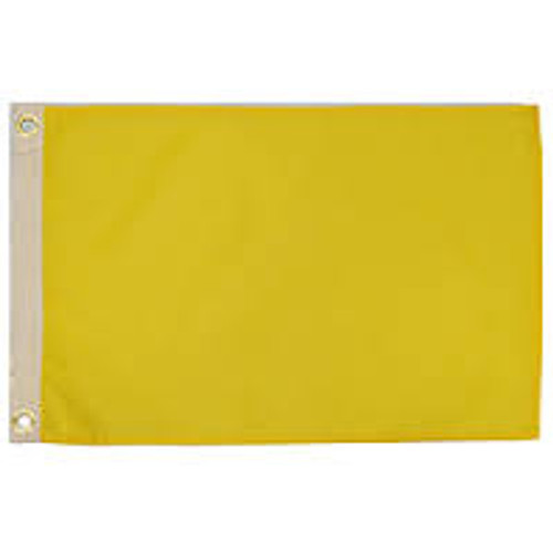 Yellow Flag (Quarantine)