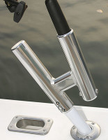 Double Up Rod Holders