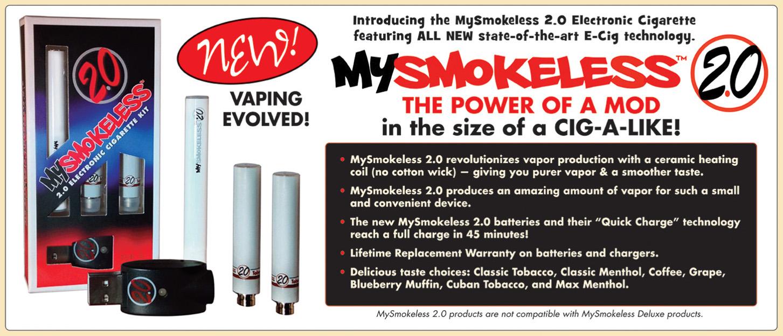 my smokeless 2.0
