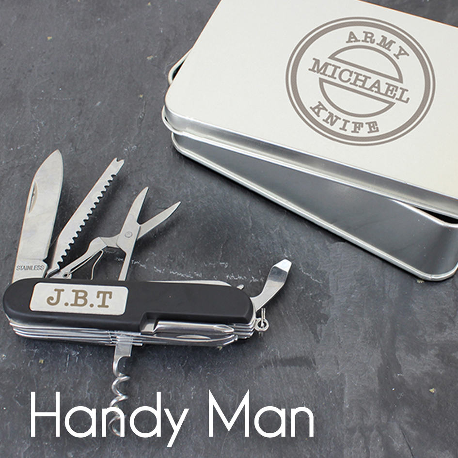Gifts For The Handy Man