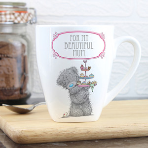 Personalised Me To You Cupcake Latte Mug From Something Personal