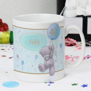 Personalised Me To You Balloon Mug From Something Personal
