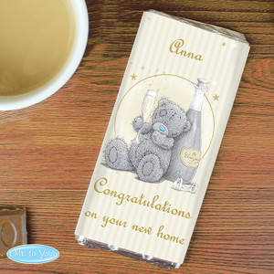 Personalised Me To You Gold Stars Chocolate Bar From Something Personal