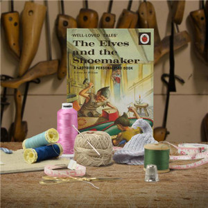 Personalised The Elves & The Shoemaker From Something Personal