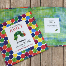 Personalised Very Special You, Journey Into The World Book From Something Personal