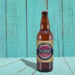Personalised Craft Beer Bottle From Something Personal