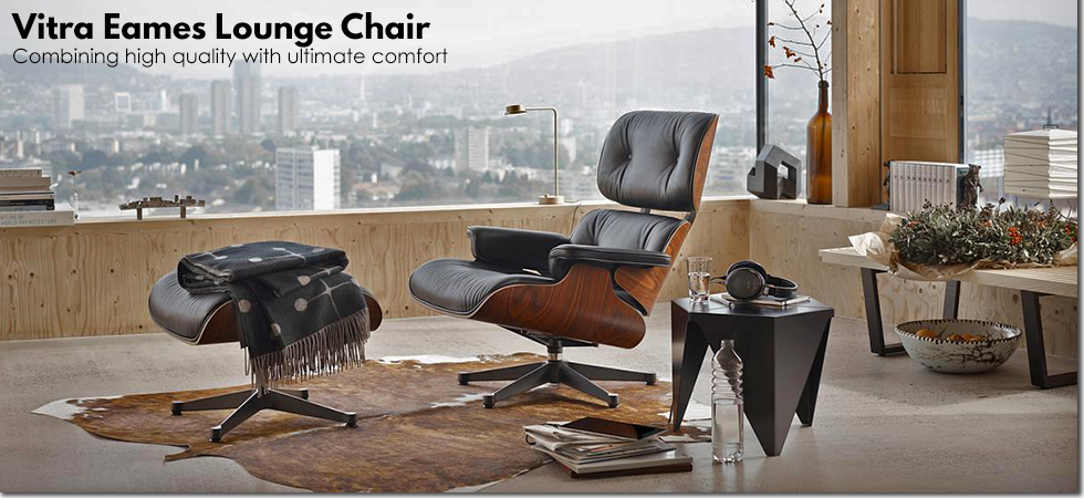 Vitra Eames Lounge Chair Slider