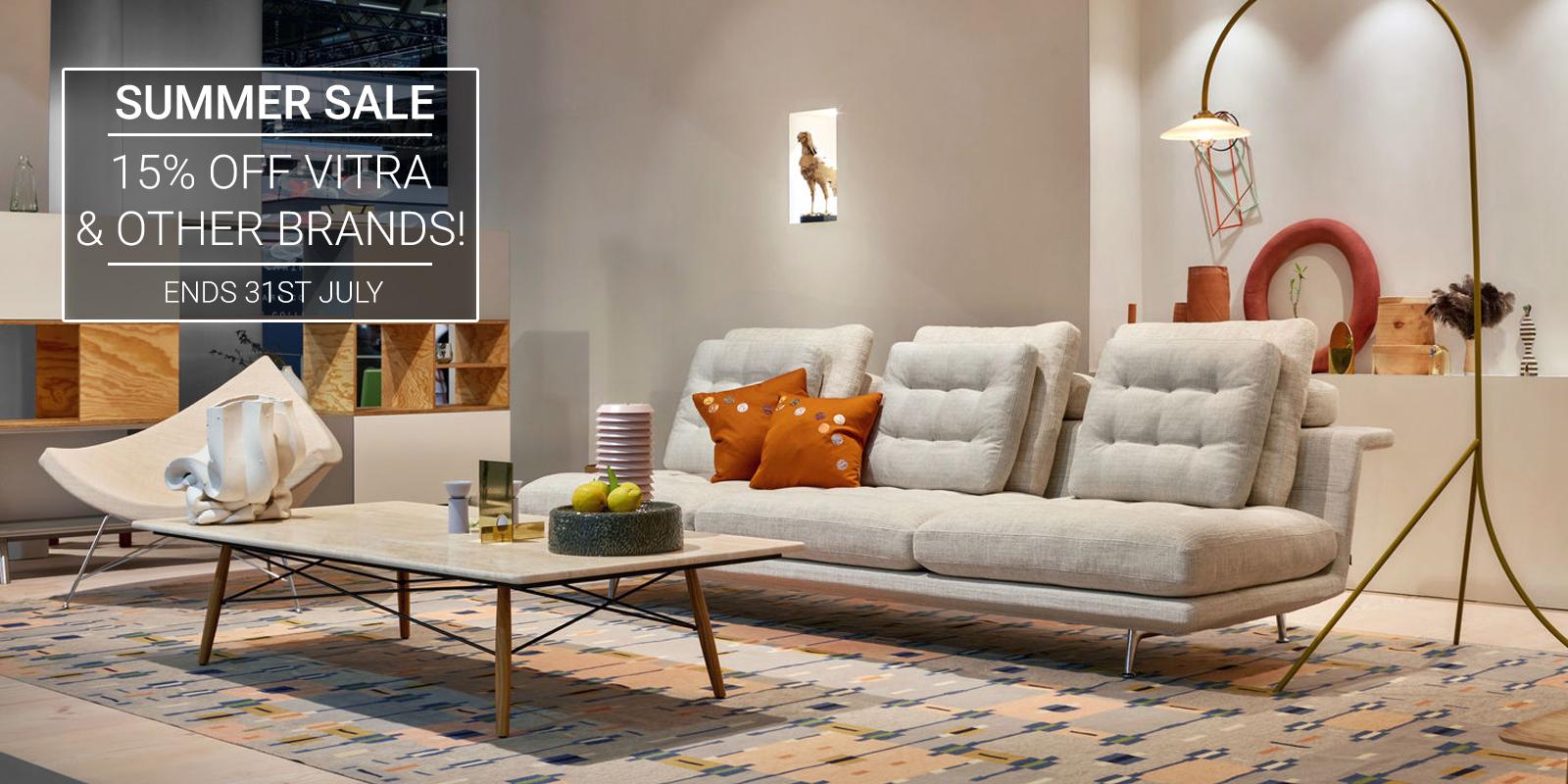 Vitra Grand Sofa