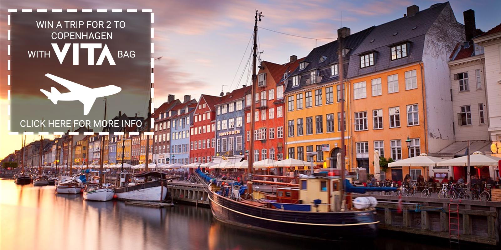Vita Copenhagen Bag Competition