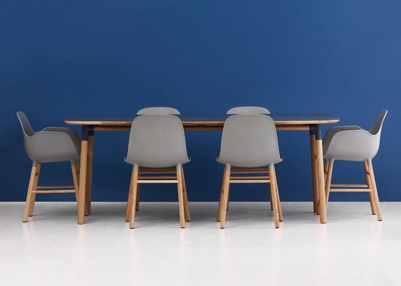 Normann Copenhagen Form Table