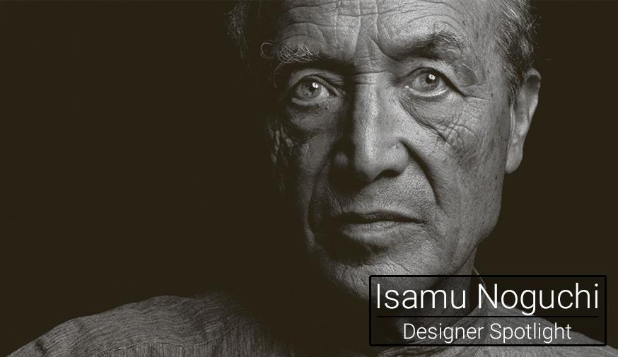 Isamu Noguchi Designer Spotlight