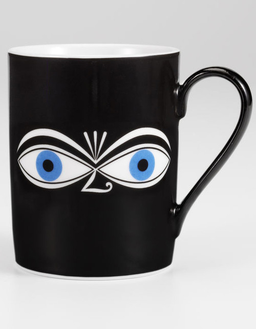 Vitra Blue Eyes Coffee Mug