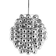 Verpan Ball Silver Pendant