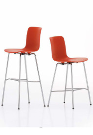 Vitra Hal Bar Stool Medium Large