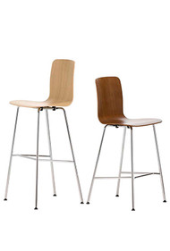 Vitra Hal Ply Stool Medium Large