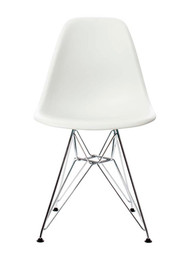QUICK SHIP Vitra Eames Side Chair DSR