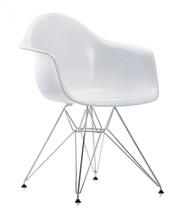 QUICK SHIP Vitra Eames Armchair DAR