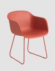 Muuto Fiber Armchair Sled Base