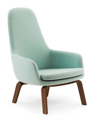 Era Lounge Chair- High: Fame/Walnut