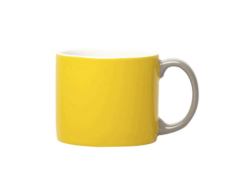 Jansen+Co My Mug Medium -Yellow and Grey