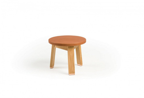 Part of Studioilse's Seating for Eating collective, Low Stool is reassuringly familiar but carefully detailed. Furniture that you can sit on together, but that still leaves room for the individual. Designed by Studioilse and manufactured by De La Espada for the Studioilse brand.