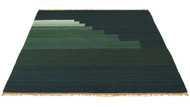 CLEARANCE &Tradition Another Rug - Green Jade 170 x 240cm