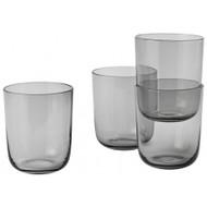 Muuto Corky Drinking Glasses - Tall, 4 Pack