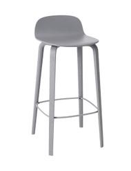 Ex Display Muuto Visu Bar Stool - Grey