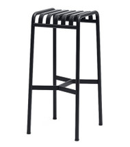 HAY Palissade Bar Stool - Anthracite