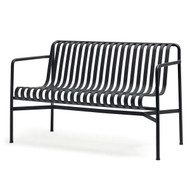 HAY Palissade Dining Bench - Anthracite