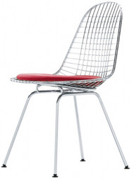Vitra Wire Chair DKX-5