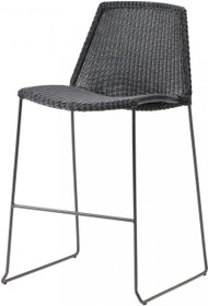 Cane-Line Breeze Outdoor Bar Chair
