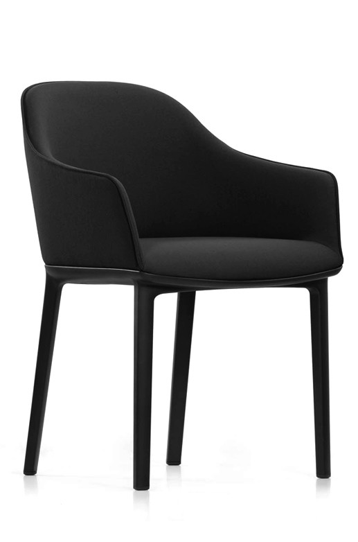 vitra softshell chair by ronan erwan bouroullec. Black Bedroom Furniture Sets. Home Design Ideas