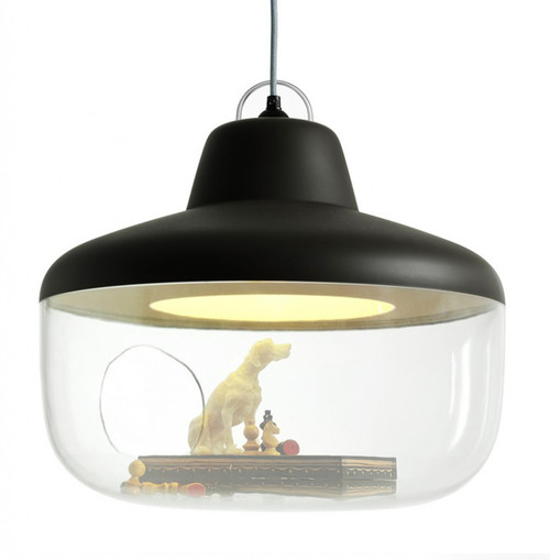Eno Studio Favourite Things Pendant Lamp Charcoal