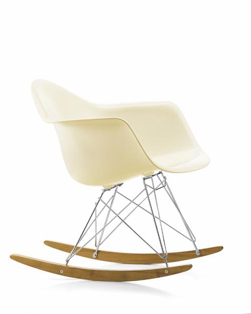 Vitra Eames Rar Rocking Chair Cream