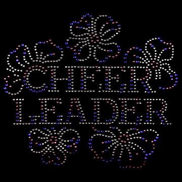 HP148 - Cheerleader w/ Flowers