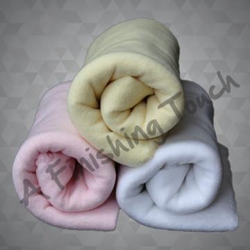 "BL101- 30x40"" Fleece Blanket"